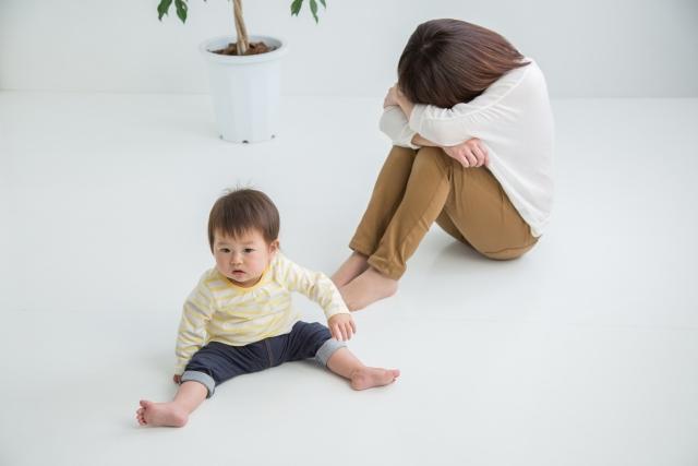 ①育児から見えたこと:子育てが楽しめないとは…?